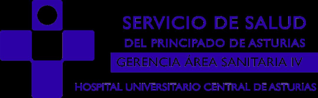 Nuevo logotipo sespa gerencia area sanitaria IV hospital transparente